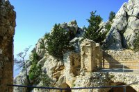 St Hilarion summit