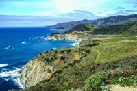 Travelling the Pacific Coast Highway