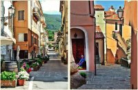 Alleyways Elba