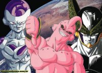 freezer, buu, cell