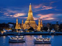 Temple of Dawn  Bangkok