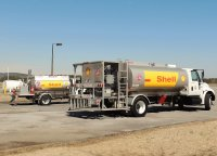 Shell Fuel Trucks
