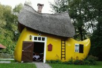 Wooden Shoe House  the Netherlands