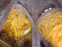 sevilla interior catedral