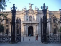 Universidad de sevilla, rectorado