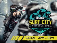 2014 Surf City USA Paintball Open-Huntington Beach