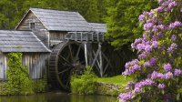 Water Mill Minnesota USA