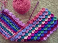 Colorful Crochet Work