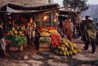 Fruit shop  Afghanistan