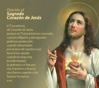 Jesús y Santos