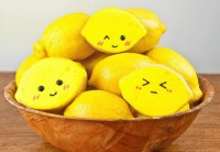 ¿son limones? Noooo son galletas