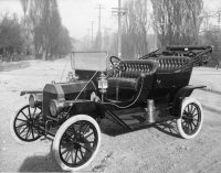 Ford -T - 1910