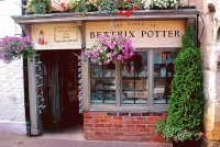 Beatrx Potter Shop