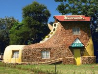 Shoe House Arkansas  USA