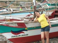Philippines boats Dingalang