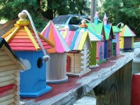 Bird House shop