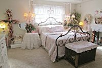 Romantic Vintage Bedroom