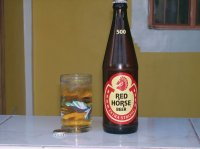 Philippines Red Horse Beer