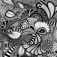 Zentangle Square