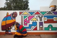 South African Globe painters