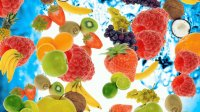 Fruits and Water fantasy