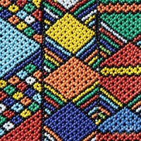South African Bead art