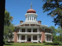 Longwood plantation Natchez Mississippi