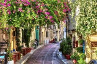 Street in Athens