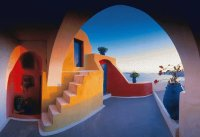 Arches of Santorini