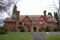 Weyerhaeuser Mansion Tacoma  Washington  USA