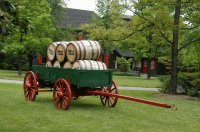 Whiskey Barrels Kentucky Bourbon