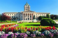 Manitoba Legislative Building Winnipeg  Canada