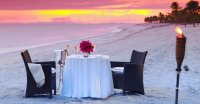Romantic Table for Two-Panama