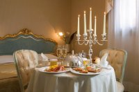 Elegant Breakfast Room Service