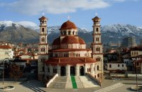 Cathedral of Korce  Albania