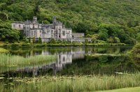Kylemore Abbey-Connemarra, Ireland