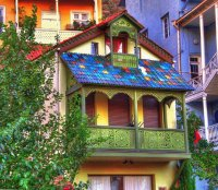 House in Tbilisi  Georgia