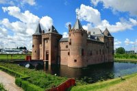 Muiderslot  the Netherlands