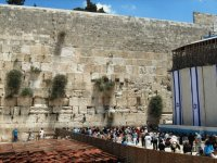 Jerusalem - The Western Wall