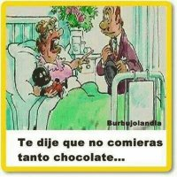 Consecuencias del chocolate