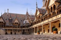 The Hospital at Beaune  France