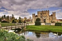 Hever Castle Kent UK
