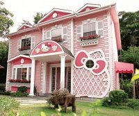 Hello Kitty House Taipei  Taiwan