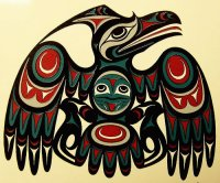 Pacific Northwest Indian art
