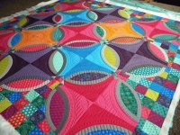 Colored Quilt