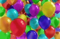 colorfull ballons