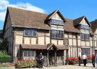 William Shakespeare was born in this House