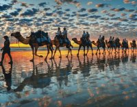 Sunset at Cable Beach  Australia