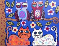 Cats and Owls  Mexico