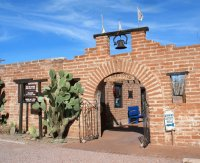 Artsy Tubac where art and history meet